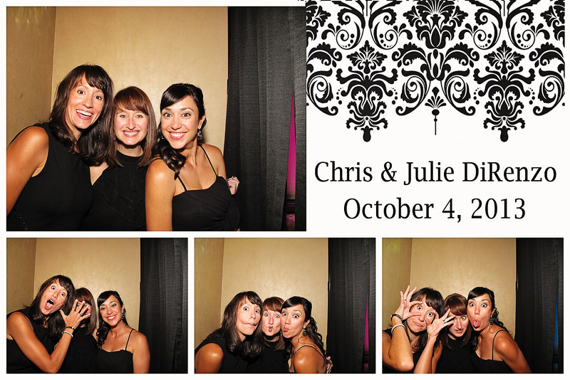 Julie & Chris Wedding Photo Booth