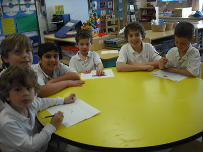 MRS.WILLIAMS' FOURTH GRADE CLASS VISITS PRE-KM