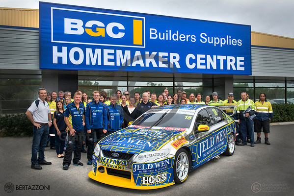 Perth  400 V8 Supercars 2014