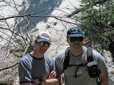 2003-04-26 Hiking Cheyenne Canyon