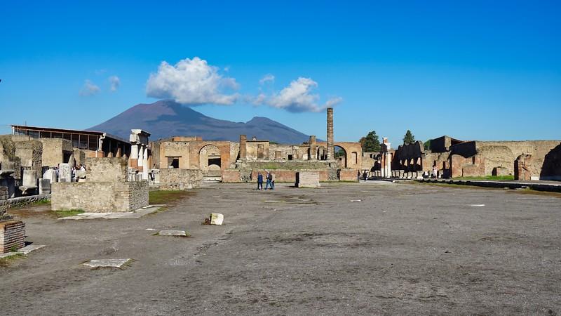 Naples and Pompeii 11-8-2018