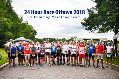 6, 12 & 24 Hour Race  Ottawa 2018