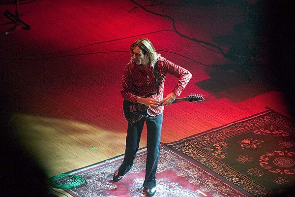 Steve Vai at Massey Hall - April 3, 2005