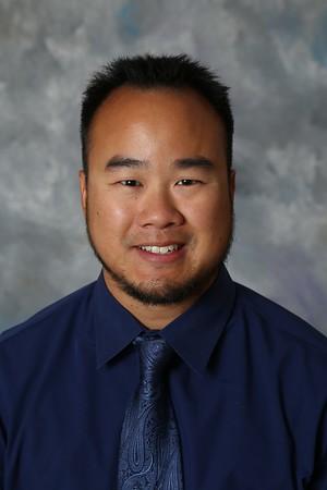 Dr Andrew Lim portrait