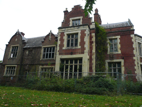 Berkyn Manor,Slough 2012.
