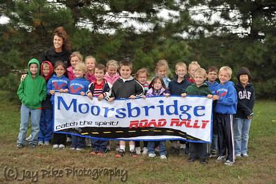 September 30, 2011 - Road Rally - 1st Grade