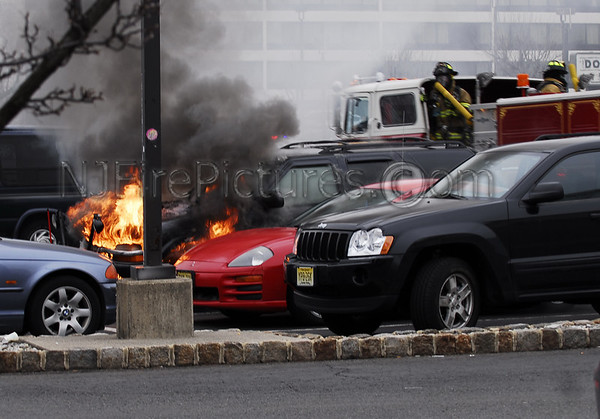 TOTOWA, NJ CAR FIRE 1 ROUTE 46 WEST MARCH 1,2009