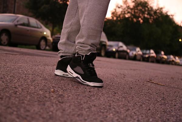 Max's Sneakers