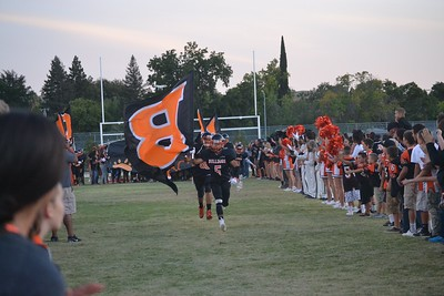 Oak Ridge at Vacaville - Varsity 2015