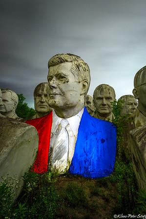 Presidents Heads June 2021