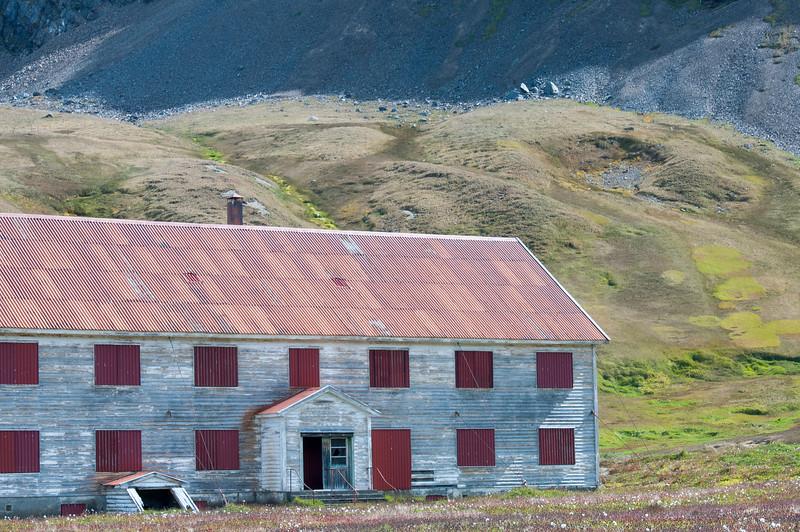 Grytviken, South Georgia Island
