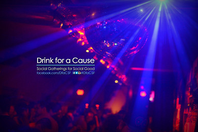 Drink for a Cause