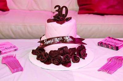 Mia Benoit's Surprise Birthday Party @ Loft 1523 10-1-11 by Jon Strayhorn