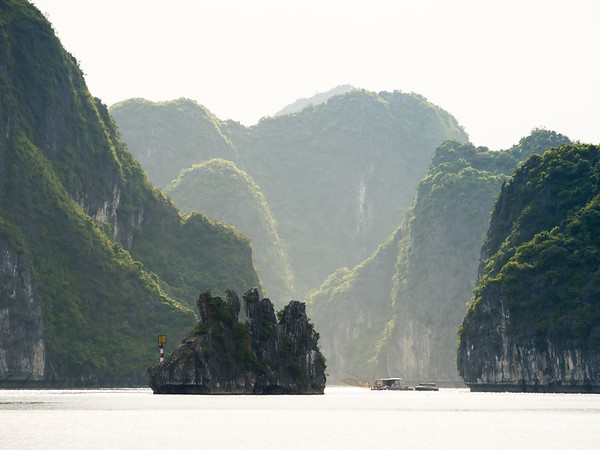Cat Ba Island and Lan Ha Bay