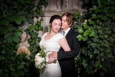 John and Ashley Wedding