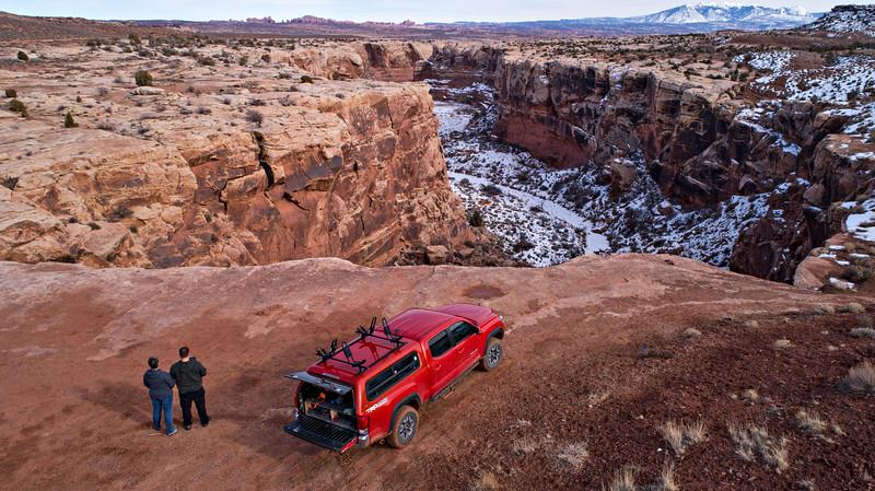 Moab Trip January 2019