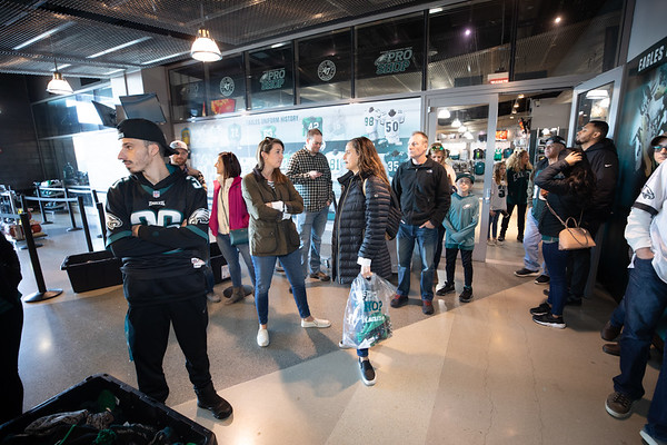 First Choice Mortgage Lincoln Financial Field Tour