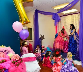 Isla's DIVAS Birthday Party