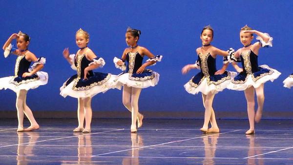 2009-2010 Sarabeth's & Madison's Recital & Charlotte