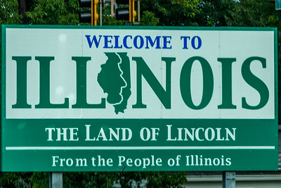 Illinois & Indiana - Fly By.....