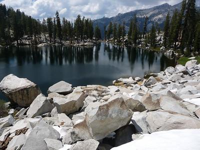 Fulcrum Sequoia Camping 06/09
