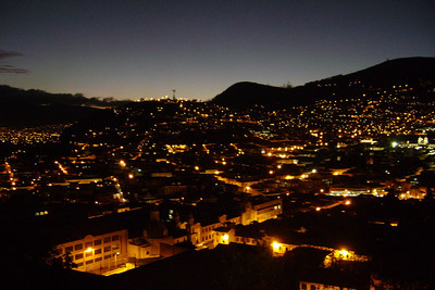 Mystery School - Quito, Ecuador - January 2011