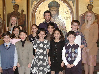 JOY - Chrysostom Festival - March 8, 2002