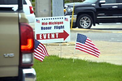 2019, May 22 Mid-Michigan Honor Flight