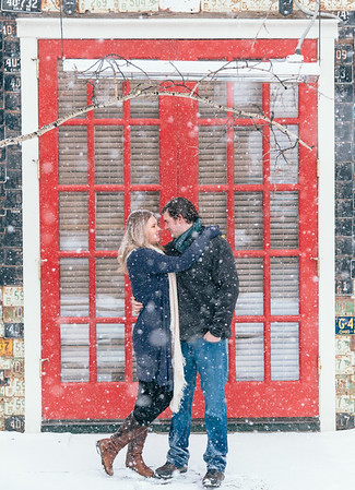 Shayna & Vincent Engagement