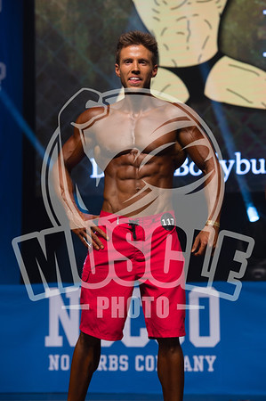 Men's Physique over 182 cm final
