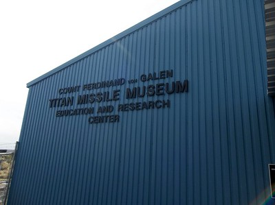 Titan Missile Museum - Sahuarita, Arizona
