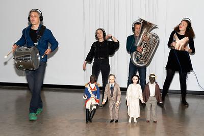 MQ Hofmusik: Walking Concert mit Binder & Krieglstein 2019/05/15