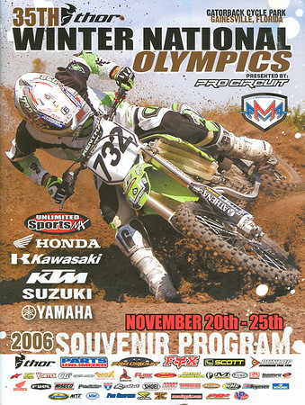 35th Winter National Olympics 2006