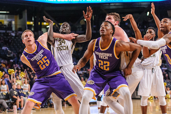 Georgia Tech v. Tennessee Tech (Men's)