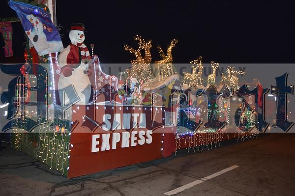 Santa Express Monticello