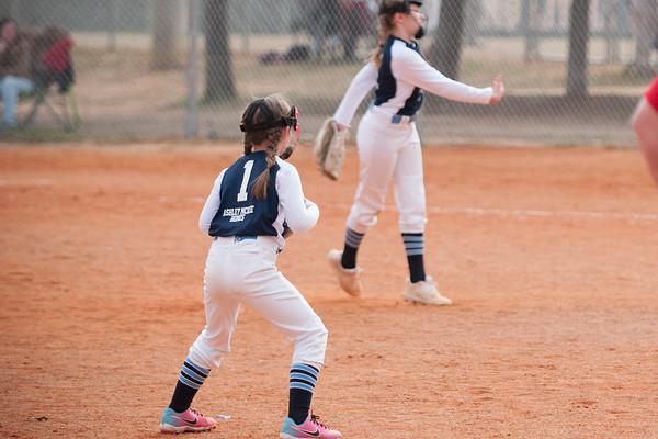Irmo Little League Softball