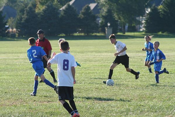 2015 Fall MS GCA Soccer