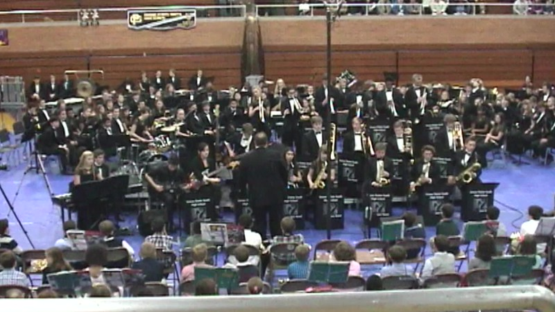 Jazz Band - Band-O-Rama - 9th Grade.mp4