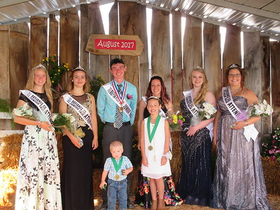 08-19-17 NEWS Defiance fair royalty