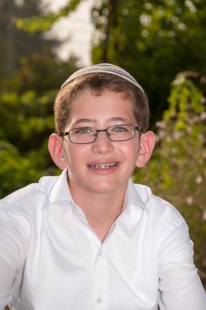 Yishai Rotter Barmitzva