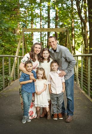 Garner Family 2017