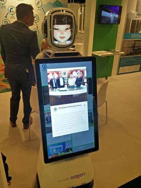 Robot TINT RoboTINT