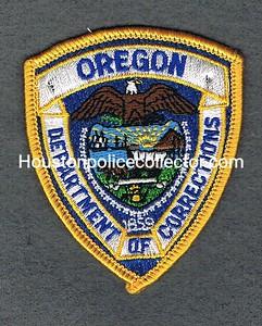 Oregon Dept of Corrections