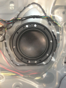 2007 Ford F150 Front Door Speaker Installation - USA