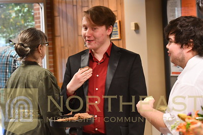 2019-04-04 ART NEMCC Student Art Show Reception and Gallery Opening