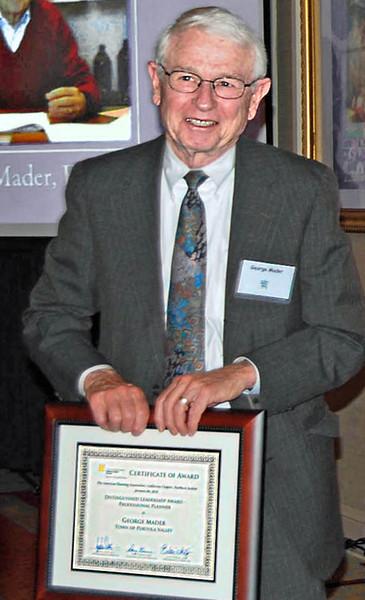 George Mader, FAICP