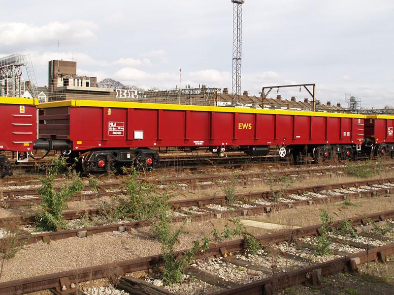 MLA 503510 Willesden Euroterminal 25/02/08