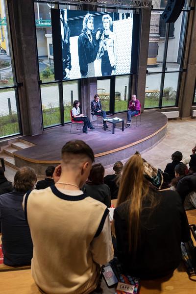 CAFÉ D Dialoge über Kultur und Gesellschaft by Goethe Institut. Saint Petersburg, 2021.