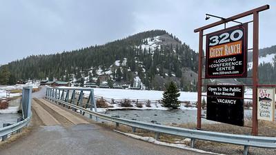 70th Birthday Ski Trip Part 5- Jackson to 320 Horse Ranch, MT