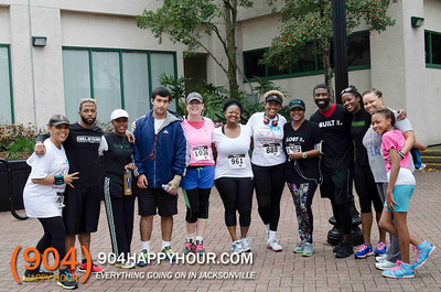 Healthy Fit & Smart family 5K Run /Walk  - 1.11.14